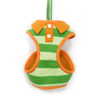 EasyGO Green Polo Dog Harness