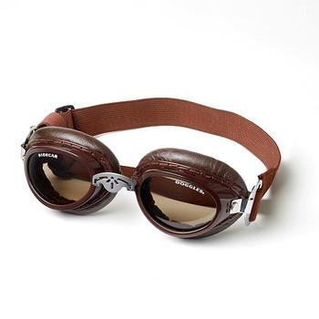 Sidecar Doggles Dog Sunglasses - Brown