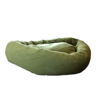 Sage Green Pet Dog Bed
