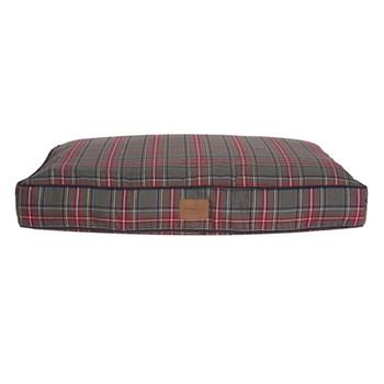 Grey Steward Tartan Pet Napper Pendleton Dog Bed