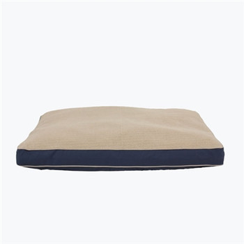 Four Season Jamison Cashmere Top Napper Dog Bed - Blue