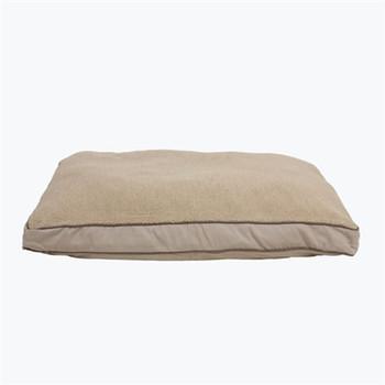Four Season Jamison Cashmere Top Napper Dog Bed - Khaki