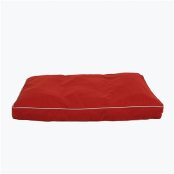 Classic Canvas Jamison Dog Bed - Red