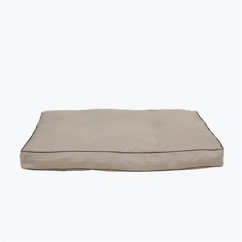 Classic Canvas Jamison Dog Bed - Khaki