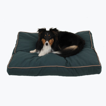 Indoor / Outdoor Pet Dog Bed - Hunter Green