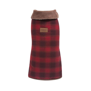 Pendleton Red Ombre Dog Coat