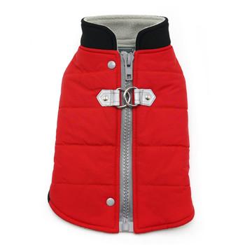 Urban Red Runner Dog Coat
