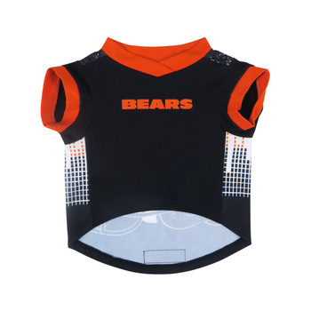 NFL Performance Pet Dog Tee - Chicago Bears