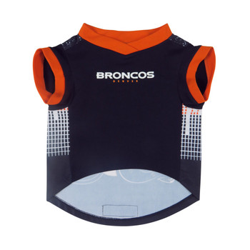 NFL Performance Pet Dog Tee - Denver Broncos