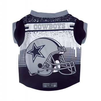 NFL Performance Pet Dog Tee - Dallas Cowboys