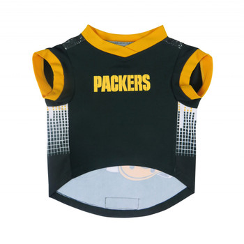 NFL Performance Pet Dog Tee - Green Bay Packers