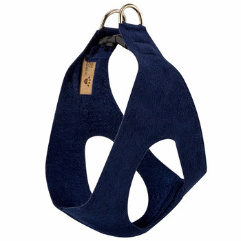 Indigo Blue Pure & Simple Dog Harness by Susan Lanci
