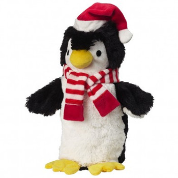Penguin Two Liter Bottle Pet Dog Toy
