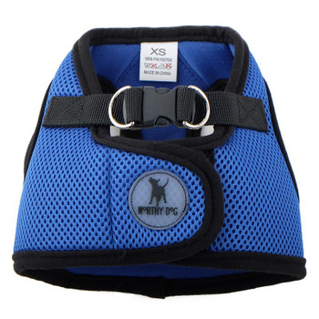 Worthy Dog Step-in Sidekick Dog Harness - Royal Blue