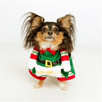 Elf Pet Dog Costume
