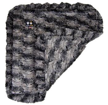 Minky Luxury Pet Dog Blanket- Arctic Seal - 6 sizes