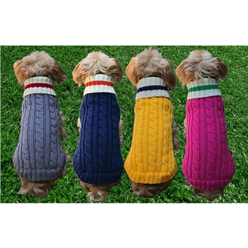 Preppy Pup Collection Dog Sweaters
