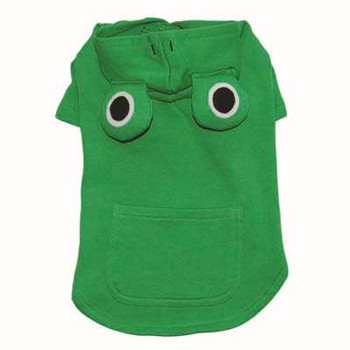 Froggy Dog Sweatshirt / Costume