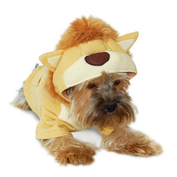 Lion King Dog Sweatshirt / Costume