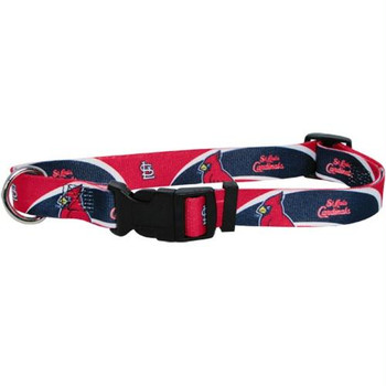 St. Louis Cardinals Pet Collar