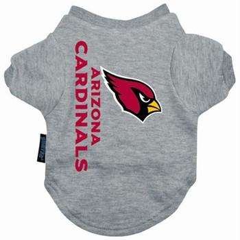 Arizona Cardinals Dog Tee Shirt  - HARZ4271-0001