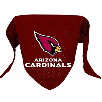 Arizona Cardinals Mesh Pet Bandana