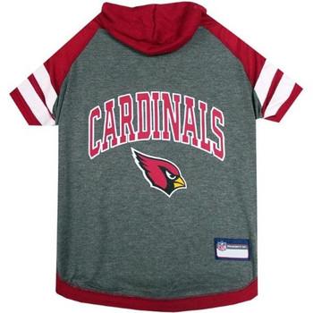 Arizona Cardinals Pet Hoodie T-Shirt