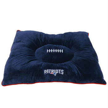 New England Patriots Pet Pillow Bed