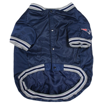 New England Patriots Pet Sideline Jacket