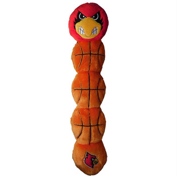 Louisville Cardinals Pet Mascot Toy