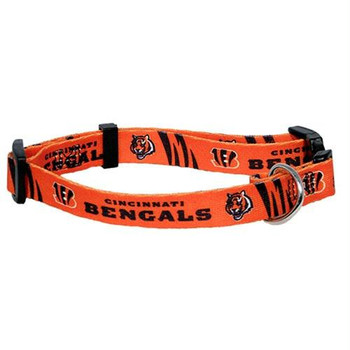 Cincinnati Bengals Pet Collar
