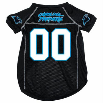 Carolina Panthers Premium Dog Jersey
