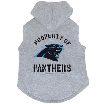 Carolina Panthers Pet Hoodie Sweatshirt