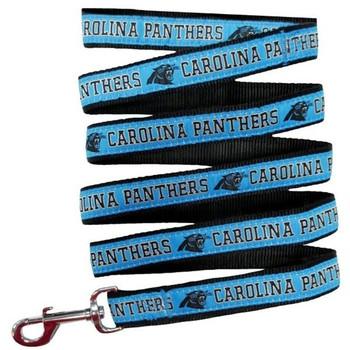 Carolina Panthers Pet Leash