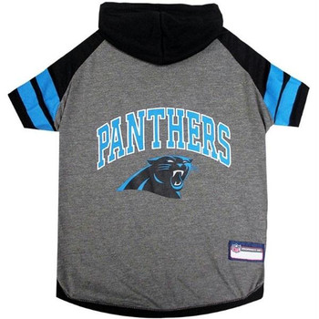 Carolina Panthers Pet Hoodie T-Shirt