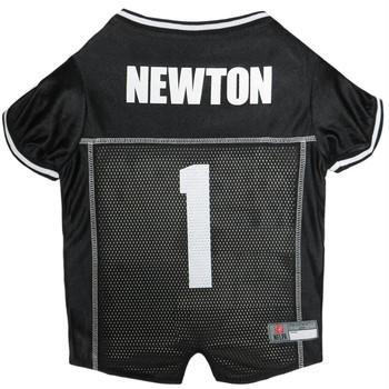 Cam Newton #1 Pet Jersey