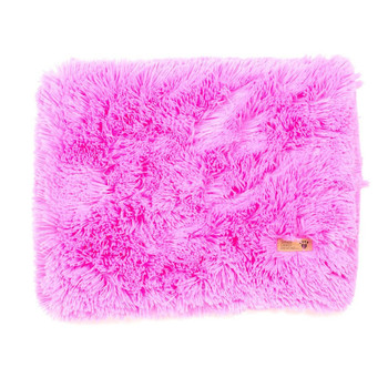 Perfect Pink Plush Shag Small - Big Dogs