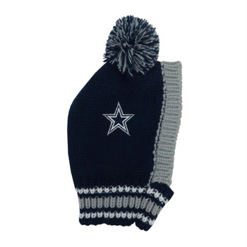 Dallas Cowboys Pet Knit Hat