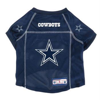 Dallas Cowboys Pet Mesh Jersey