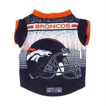 Denver Broncos Pet Performance Tee