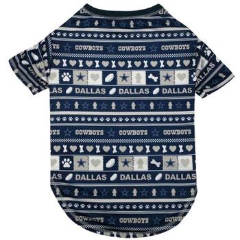 Dallas Cowboys Pet Novel-Tee