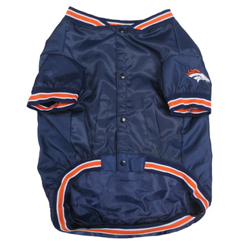 Denver Broncos Pet Sideline Jacket