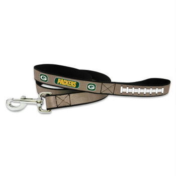 Green Bay Packers Reflective Football Pet Leash