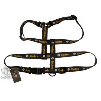 Pittsburgh Steelers Dog Harness