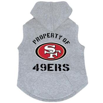 San Francisco 49ers Hoodie Sweatshirt