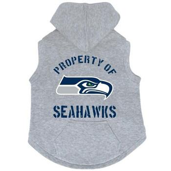 Seattle Seahawks Pet Hoodie Sweatshirt