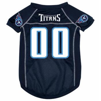 Tennessee Titans Premium Dog Jersey