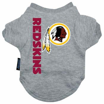 Washington Redskins Dog Tee Shirt  - HWAS4271-0001