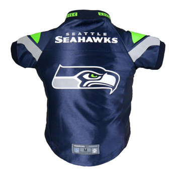 Seattle Seahawks Pet Premium Jersey