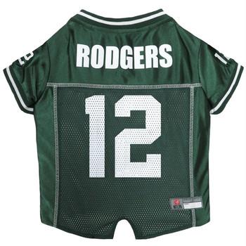 Aaron Rodgers #12 Pet Jersey